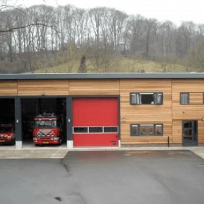 Brandweerkazerne Beek-Ubbergen