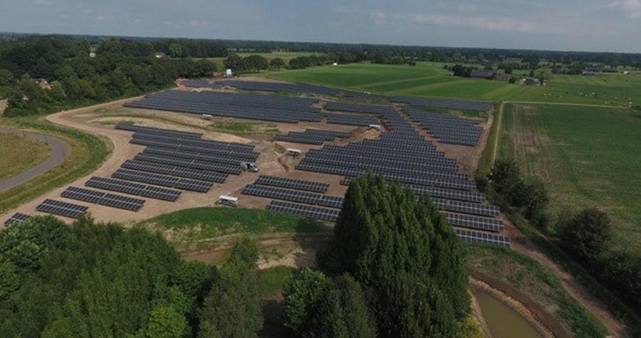 Solarpark De Kwekerij Hengelo  u2013 vkj nl